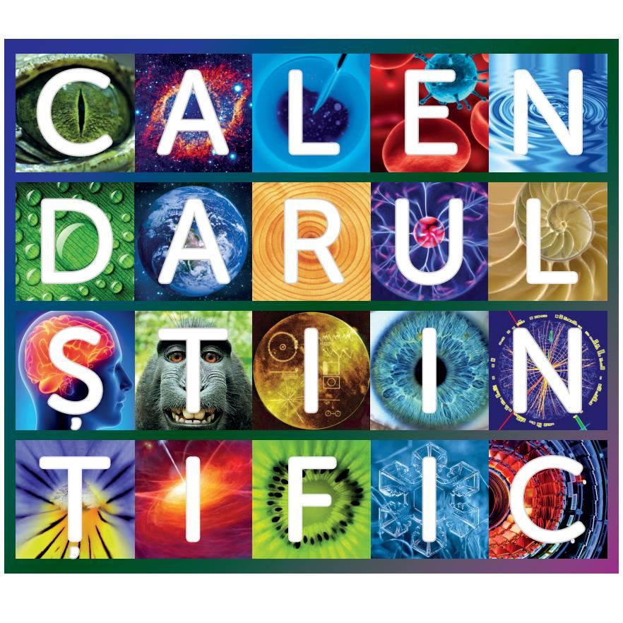 logo calendar stiintific